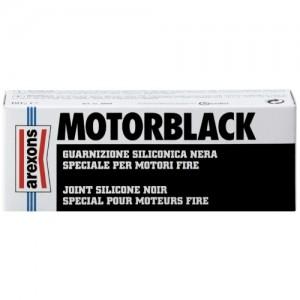 0096 Silikonska tesnilna masa Motorblack