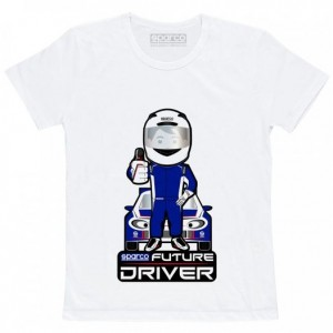 SPARCO Majica otroška FUTURE DRIVER BI