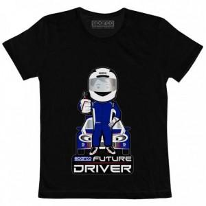 SPARCO Majica otroška FUTURE DRIVER NR