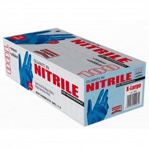 Rokavice nitrilne XL