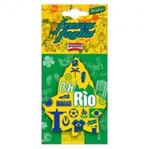 Dišeči list Rio