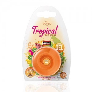 Dišeči gel Tropical
