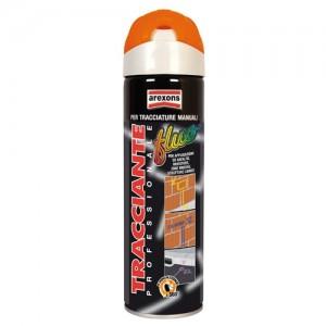AREXONS Akrilna barva označevanje fluorescentna - oranžna