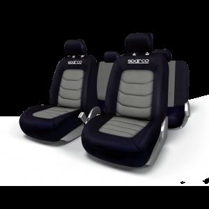 SPARCO Prevleke sedežev APEX sive