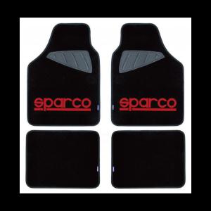 SPARCO Preproge tekstilne RACE rdeče