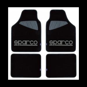 SPARCO Preproge tekstilne RACE sive