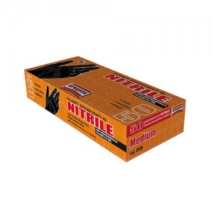 Rokavice nitrilne debelejše XL
