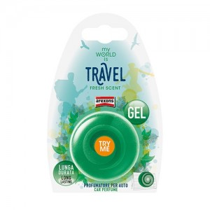 AREXONS Dišeči gel Travel