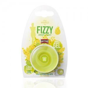 Dišeči gel Fizzy