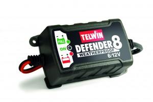 TELWIN Polnilec Defender 8